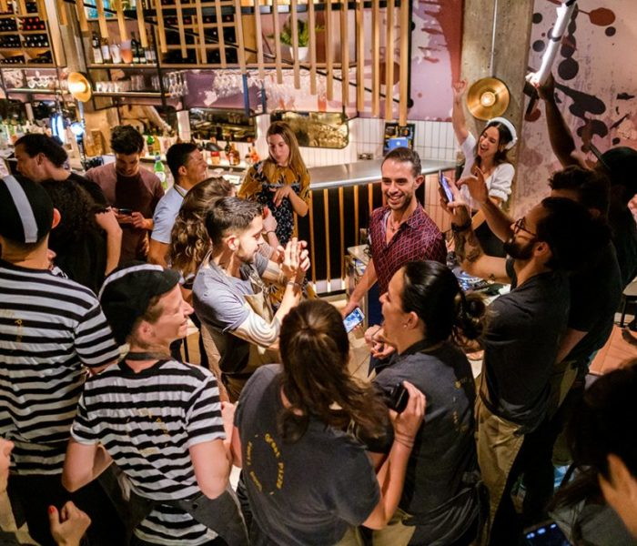 PizzaExpress is set to launch late-night DJ residency at its Oxford Circus pizzeria
