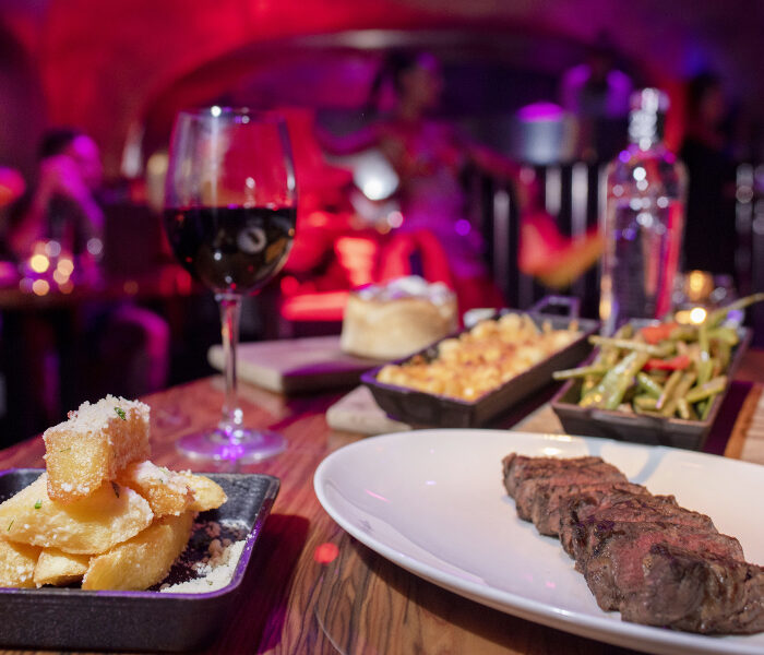 STK Ibiza: The place to dine if you want great food and added sax appeal