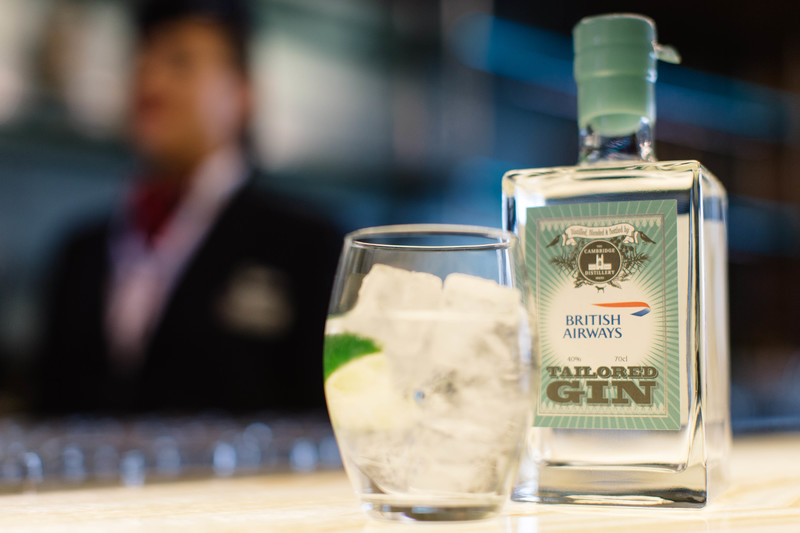 British Airways Gin