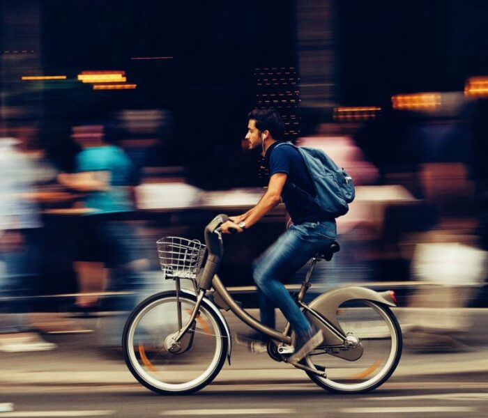 Cycling to work could save you nearly £1,400 a year