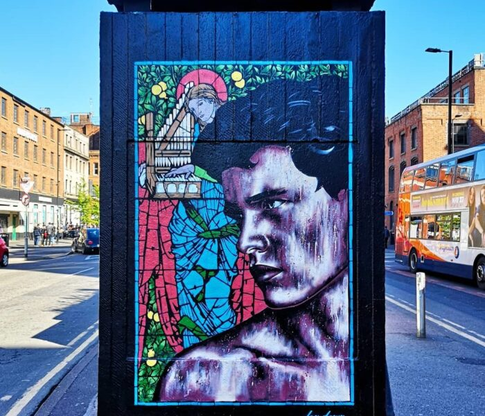 Manchester is the North's street art capital