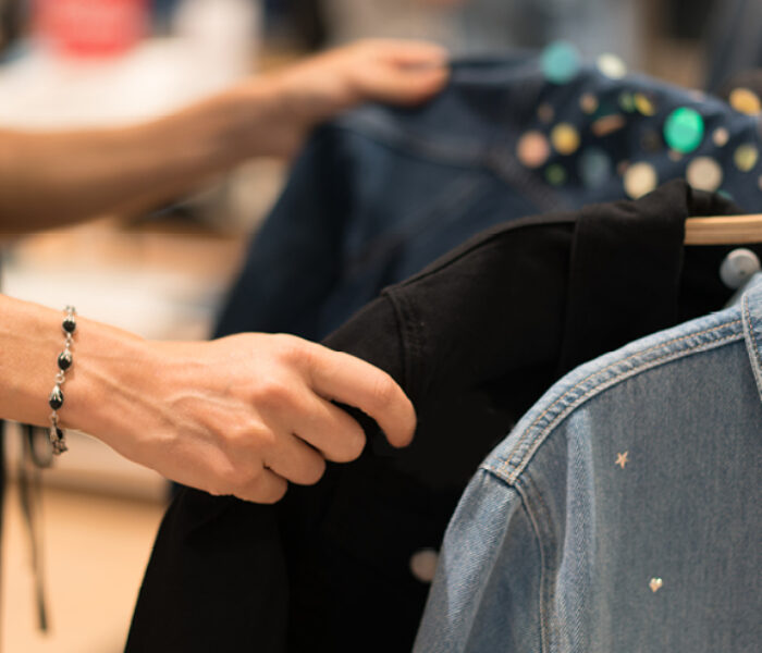 Get fixed for AW19 at the Fashion Factory in the Arndale