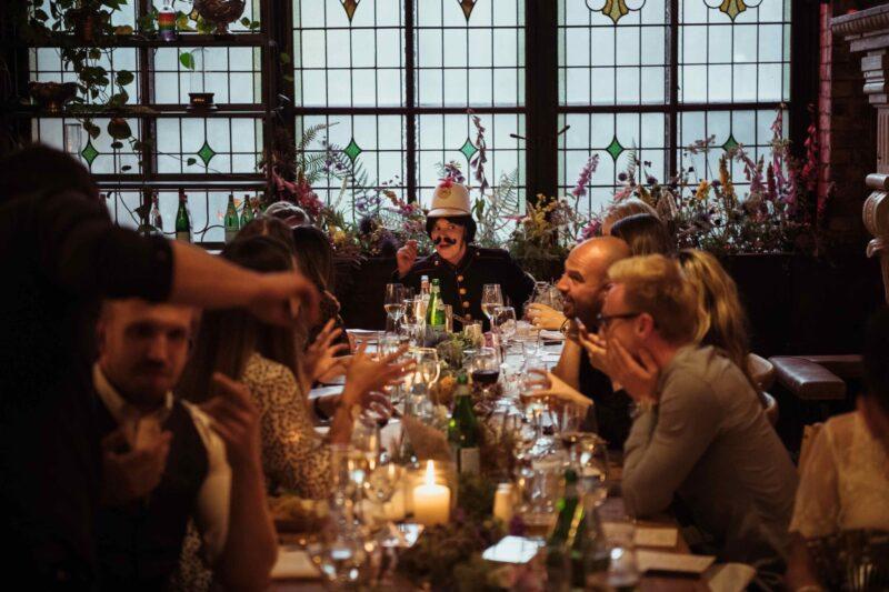 Albert's Supper Klub: A new level of dinner party debauchery