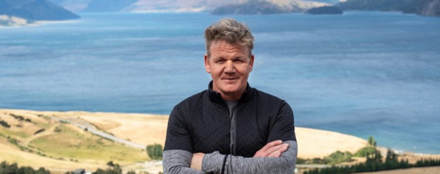 WATCH: Gordon Ramsay lose a head to head battle with a sea snail