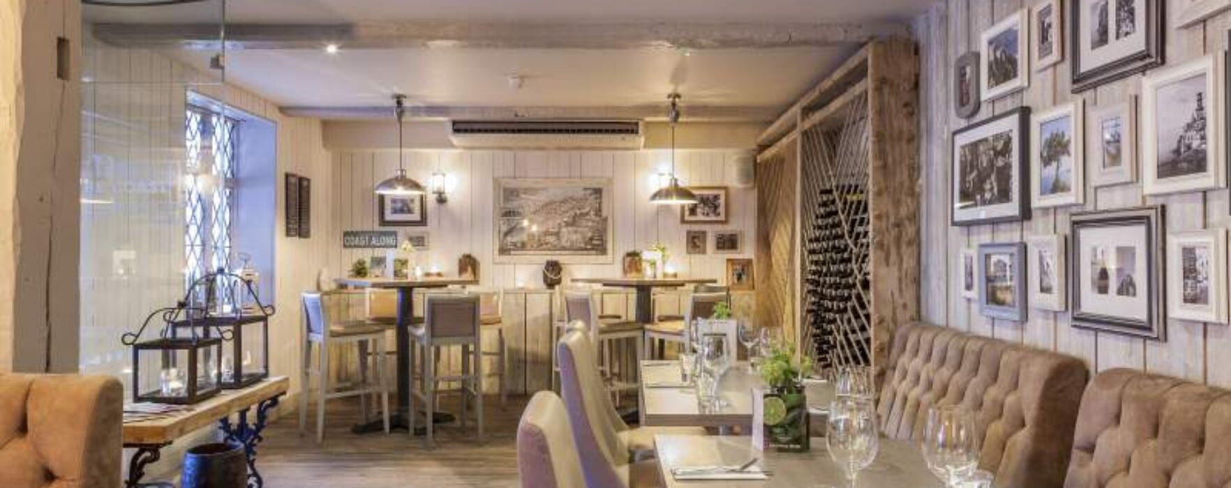 CHESHIRE: Discover a taste of the Amalfi Coast in Prestbury's most popular restaurant The Coast