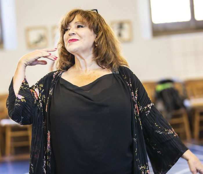 VIVA interviews Harriet Thorpe as she prepares for her performance in MAME