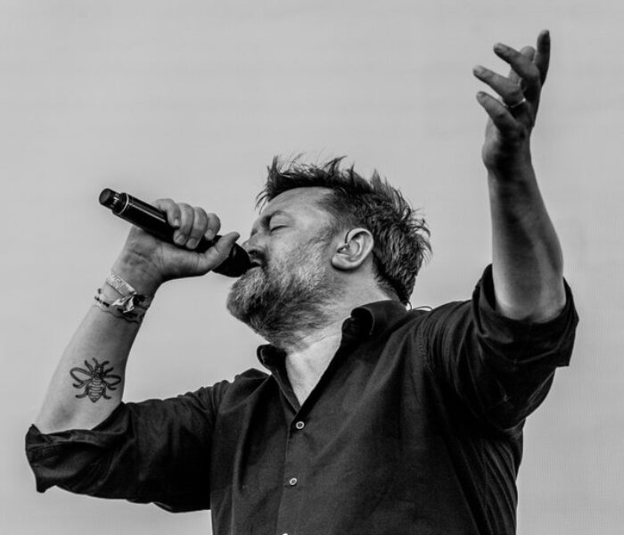 Guy Garvey takes over Manchester's tram announcements for BBC Music Day