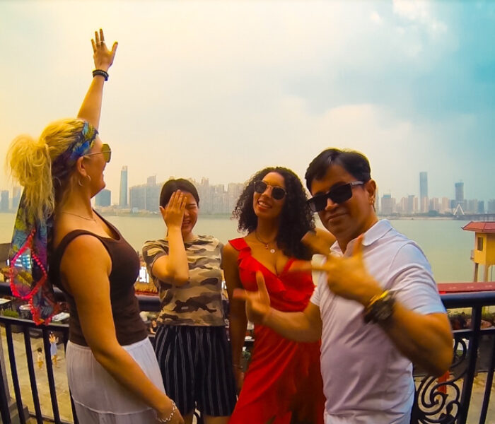How DJ Airmiles created her own cultural revolution in China and found a rave behind a fridge