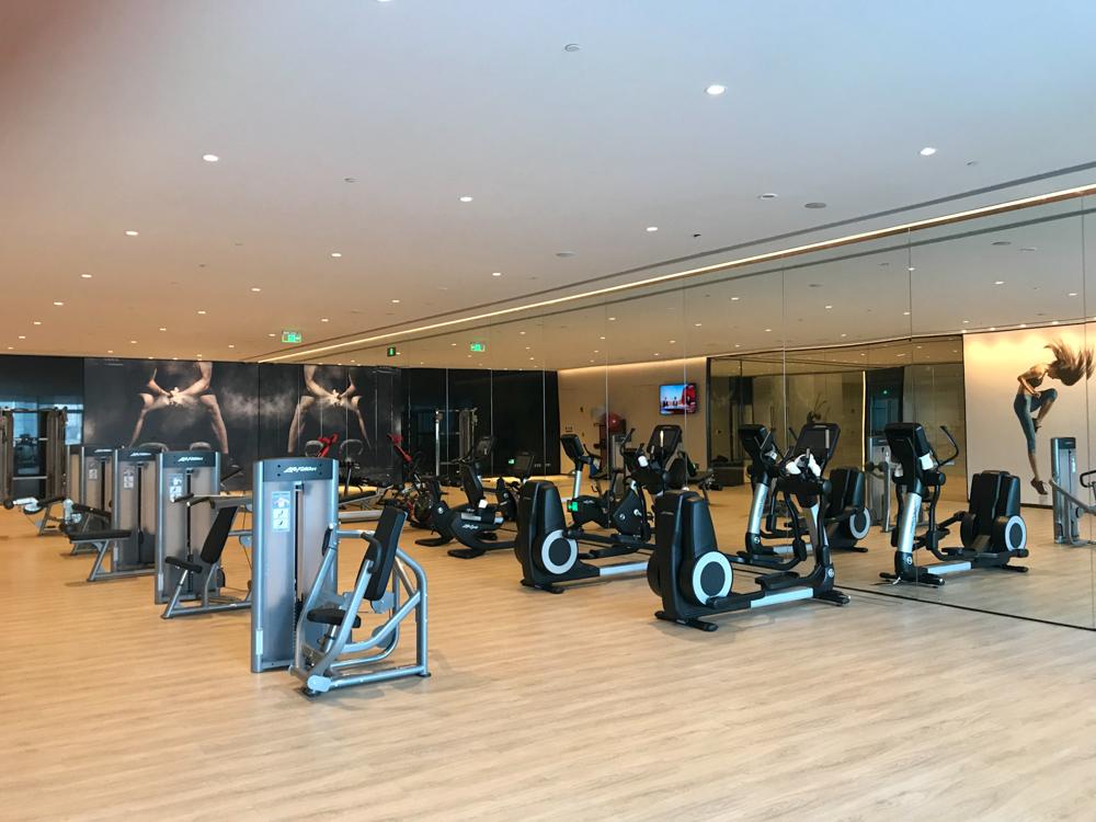 Niccolo gym