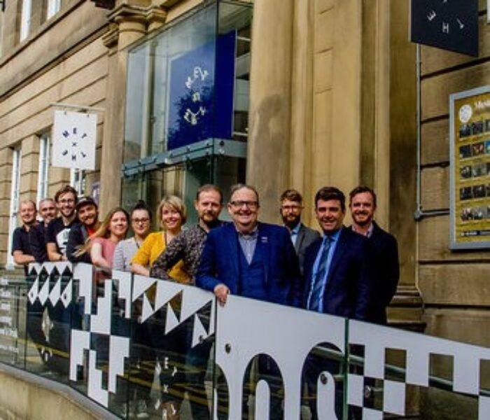 Culture competition spotlights Greater Manchester town
