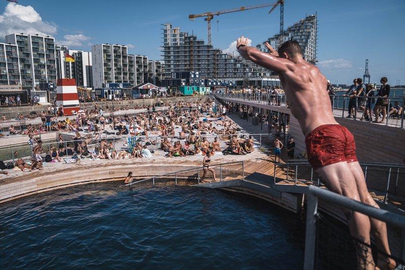 Aarhus water park