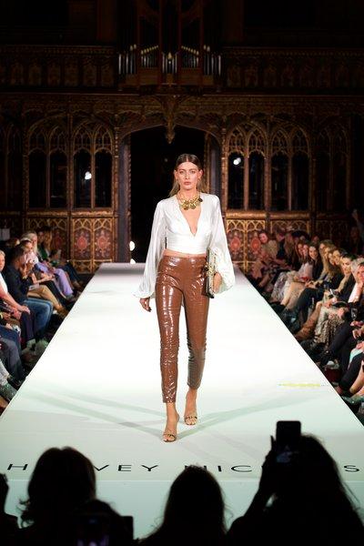 Harvey Nichols AW19 Fashion Show