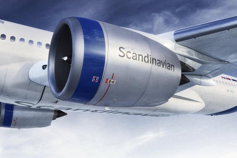 SAS Airline Denmark