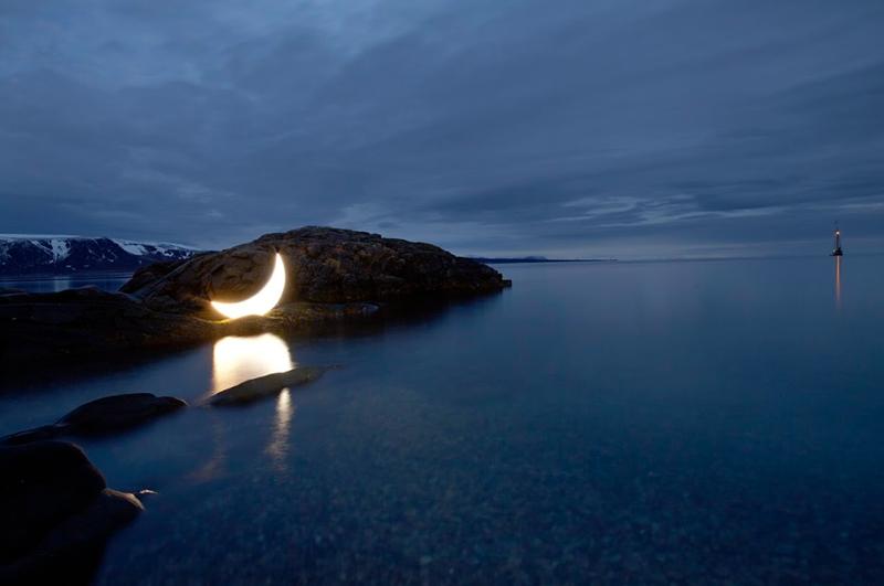 Private Moon by Leonid Tishkov, Photography by Leonid Tishkov