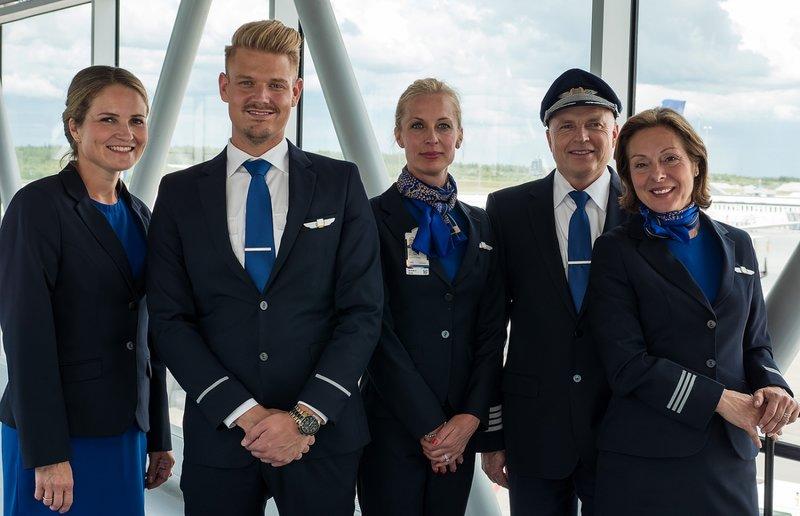 SAS cabin Crew