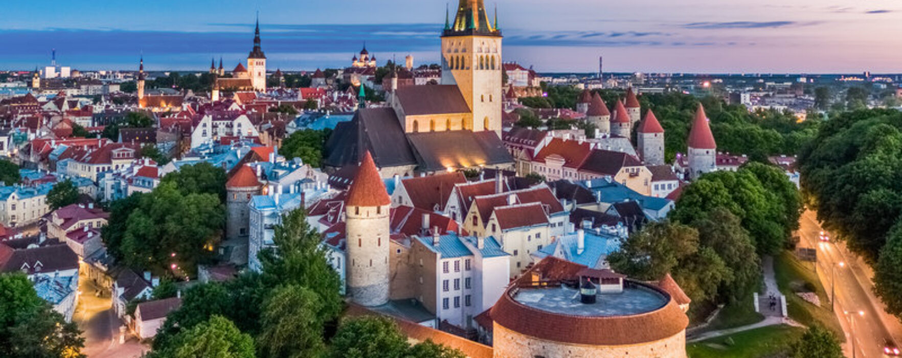 Fall for Estonia: Four weekend breaks to discover