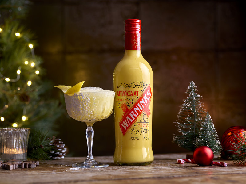This iconic cocktail has been 'pimped up' for Christmas 2019