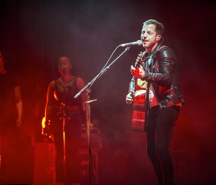 REVIEWED: James Morrison returns to Manchester Apollo