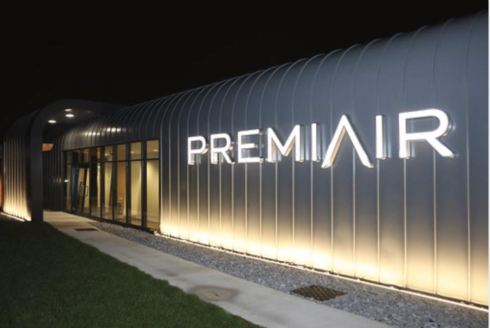 PremiAir Private Terminal - Manchester Airport