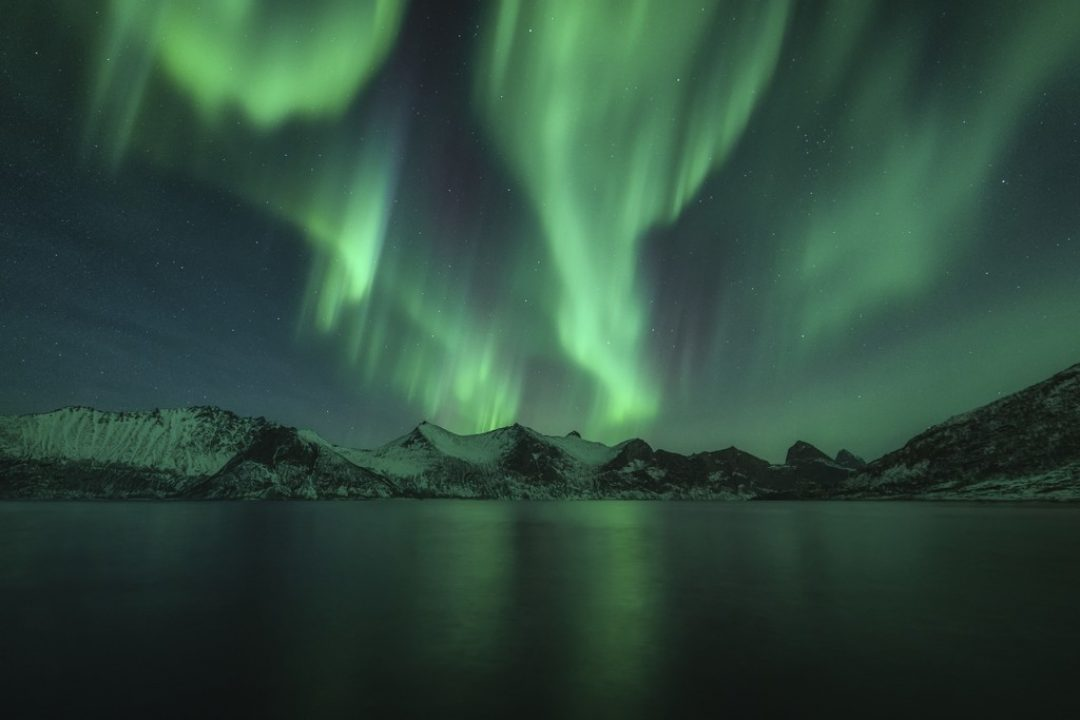 VIVA's wowed by the Northern Lights in Norway with Hurtigruten who even guarantee you'll see the greatest light show on Earth