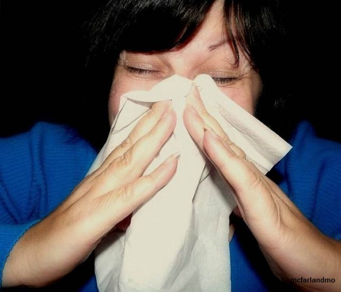 Did you know that you can catch cold & flu from your home surfaces?