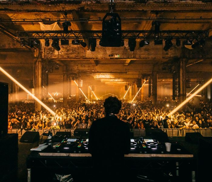 Ape & Metropolis go hard at the Warehouse Project
