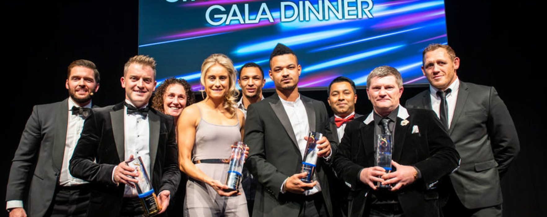 Manchester City of Champions gala dinner honours inspirational figures in business, culture and sport