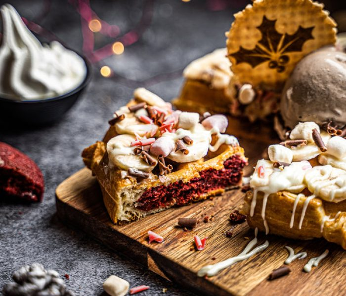 Creams has a new menu dedicated to desserts with a wide range of winter inspired sweet treats that you need to try