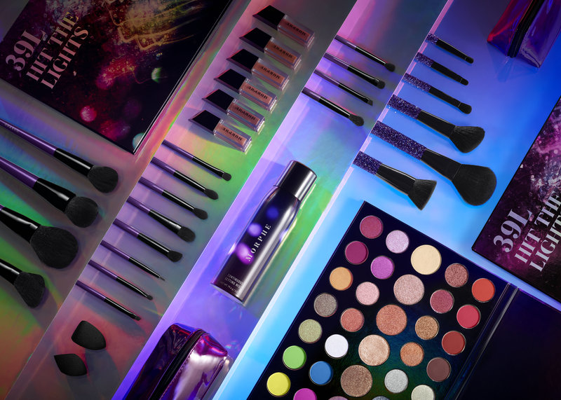 US cosmetics giant Morphe opens in Manchester