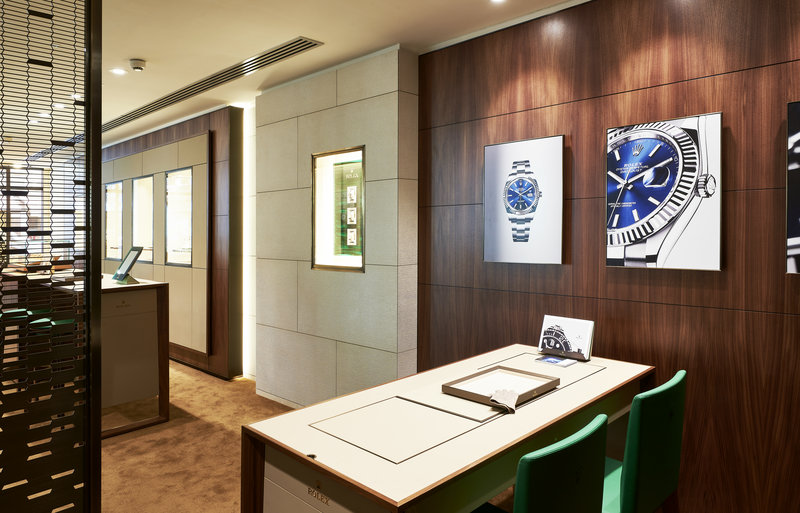 Mappin & Webb reveals new look Manchester boutique refurbishment