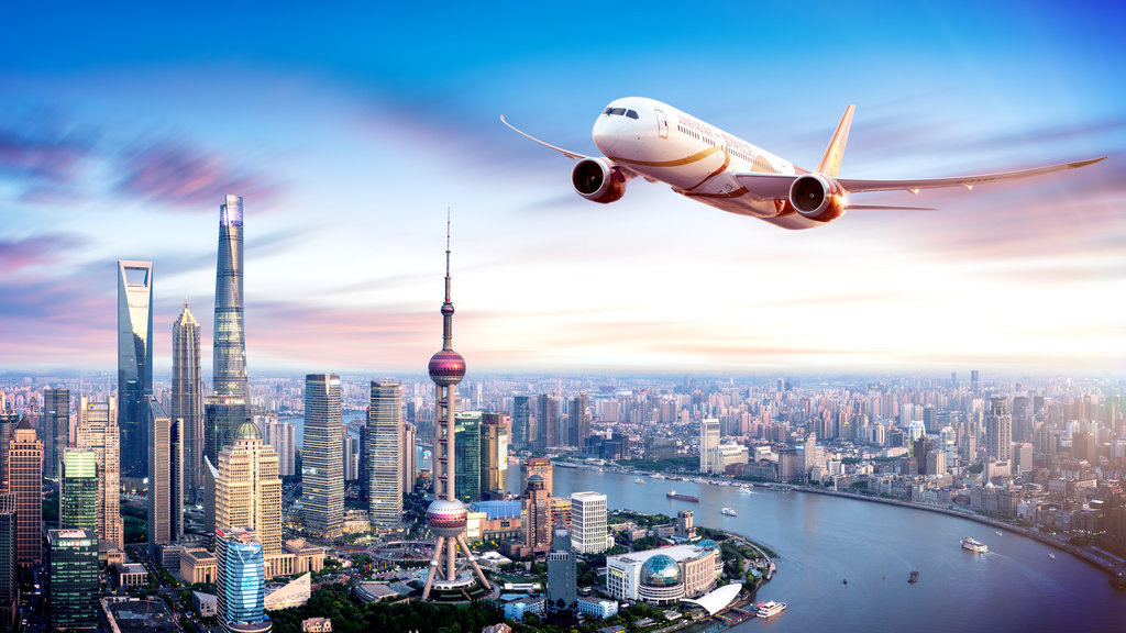 Huge boost for the North as Manchester Airport announces new Shanghai link with Juneyo Air