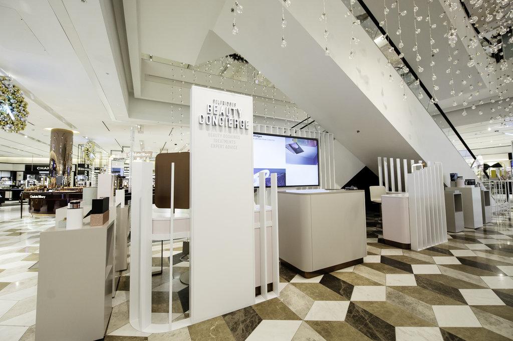 Now you can have a beautiful Christmas with Selfridges new beauty concierge service