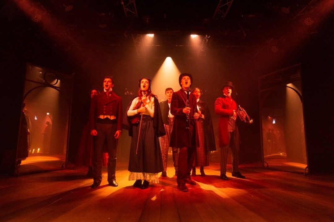 REVIEWED: The Astonishing Times of Timothy Cratchit