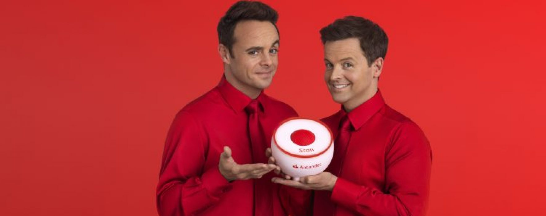 Ant and Dec star in hilarious spoof banking ad