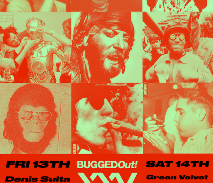 Bugged Out! 25th Anniversary Celebrations Announces Huge Line-up