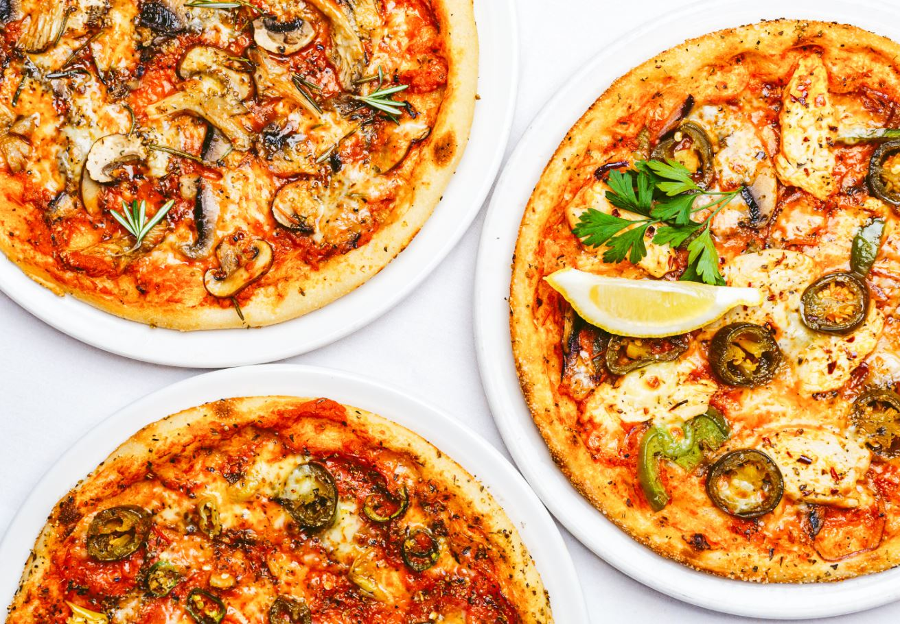 This Manchester pizzeria celebrates 20thanniversary with prices for pizza the same as what you'd pay in the year 2000
