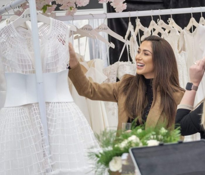 CHESHIRE: Celebs turn out at Tatton Wedding Show