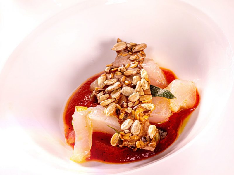 CHESHIRE: La Popote brings a new and unique gastronomic flair to the village of Marton