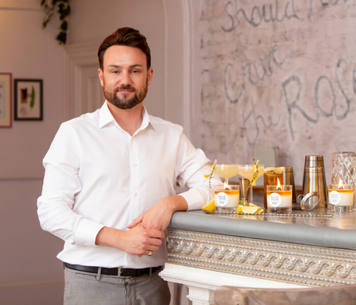 CHESHIRE: From humble beginnings to fragrance mogul – how one man is disrupting the perfume industry