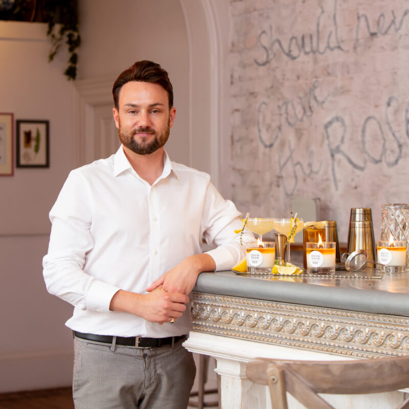 CHESHIRE: From humble beginnings to fragrance mogul - how one man is disrupting the perfume industry