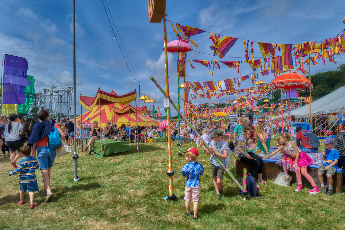 Lights, camera, action: Camp Bestival rolls out the red with mega line up for 2020