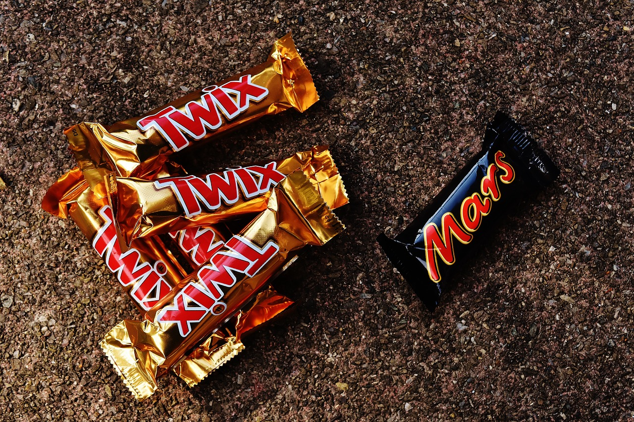 REVEALED: Your favourite chocolate bars