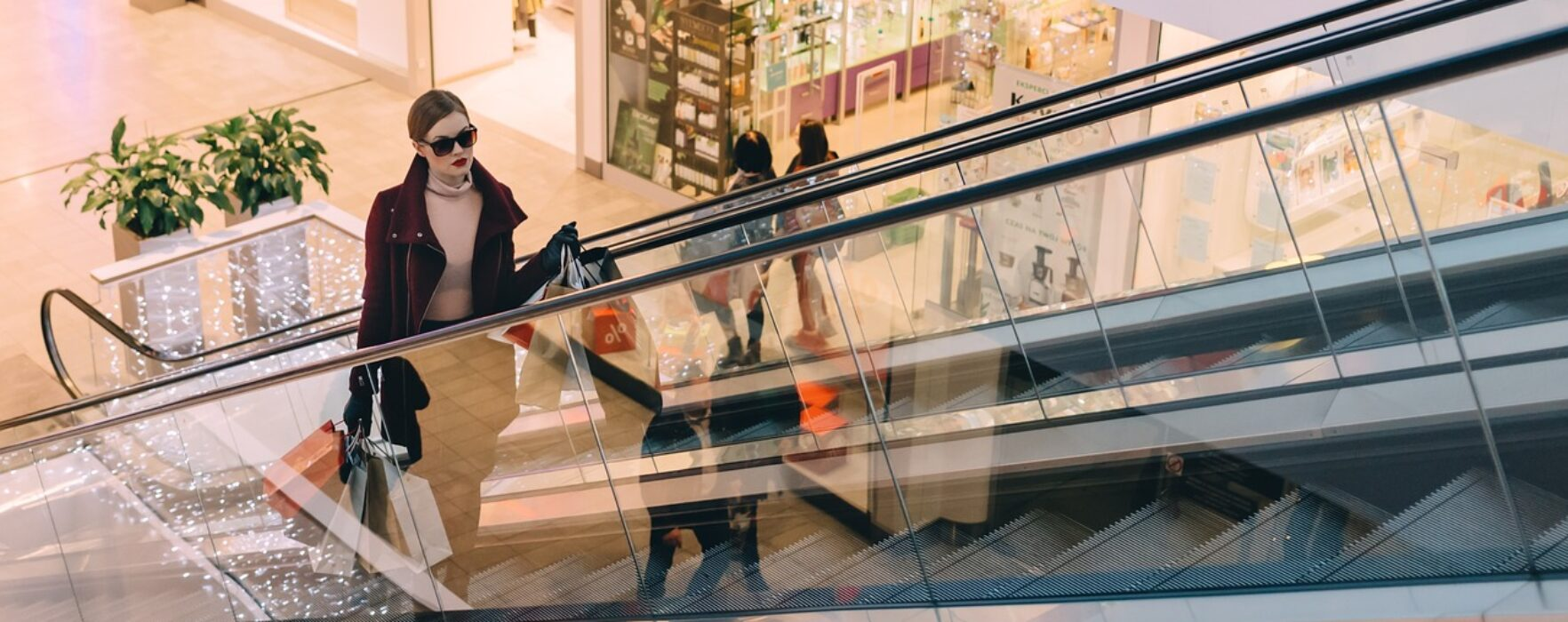 Shoppers have spent £6,000 on discounted items in the last 12 months