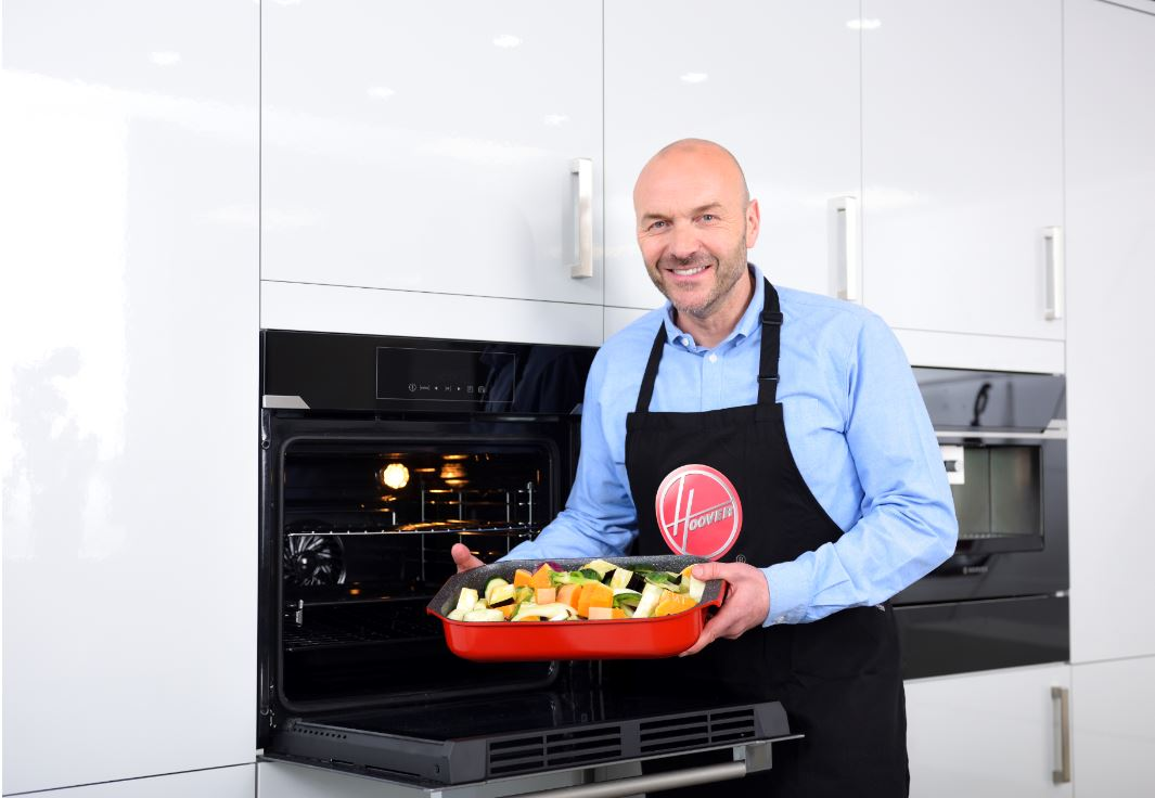 At home with Simon Rimmer! TV chef serves up feel-good food