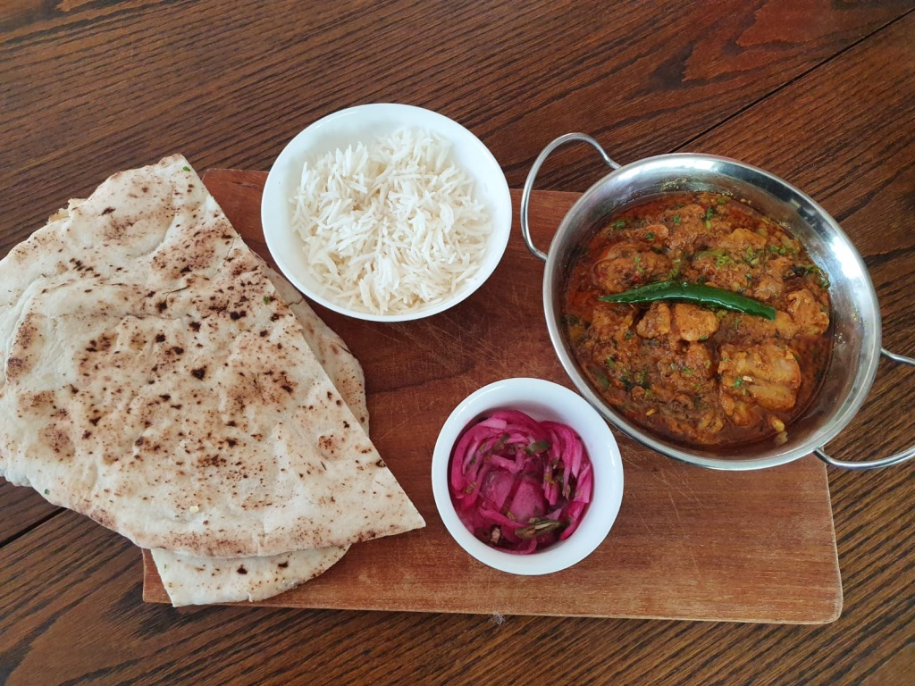 Chicken Karahi Recipe in Manchester
