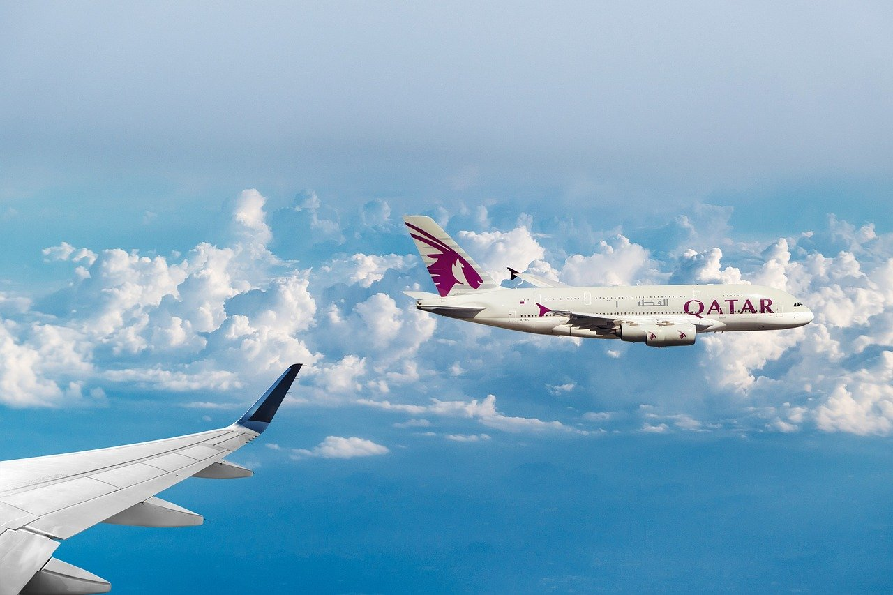 The 20 safest airlines to fly in 2021 - Qatar Airways in flight