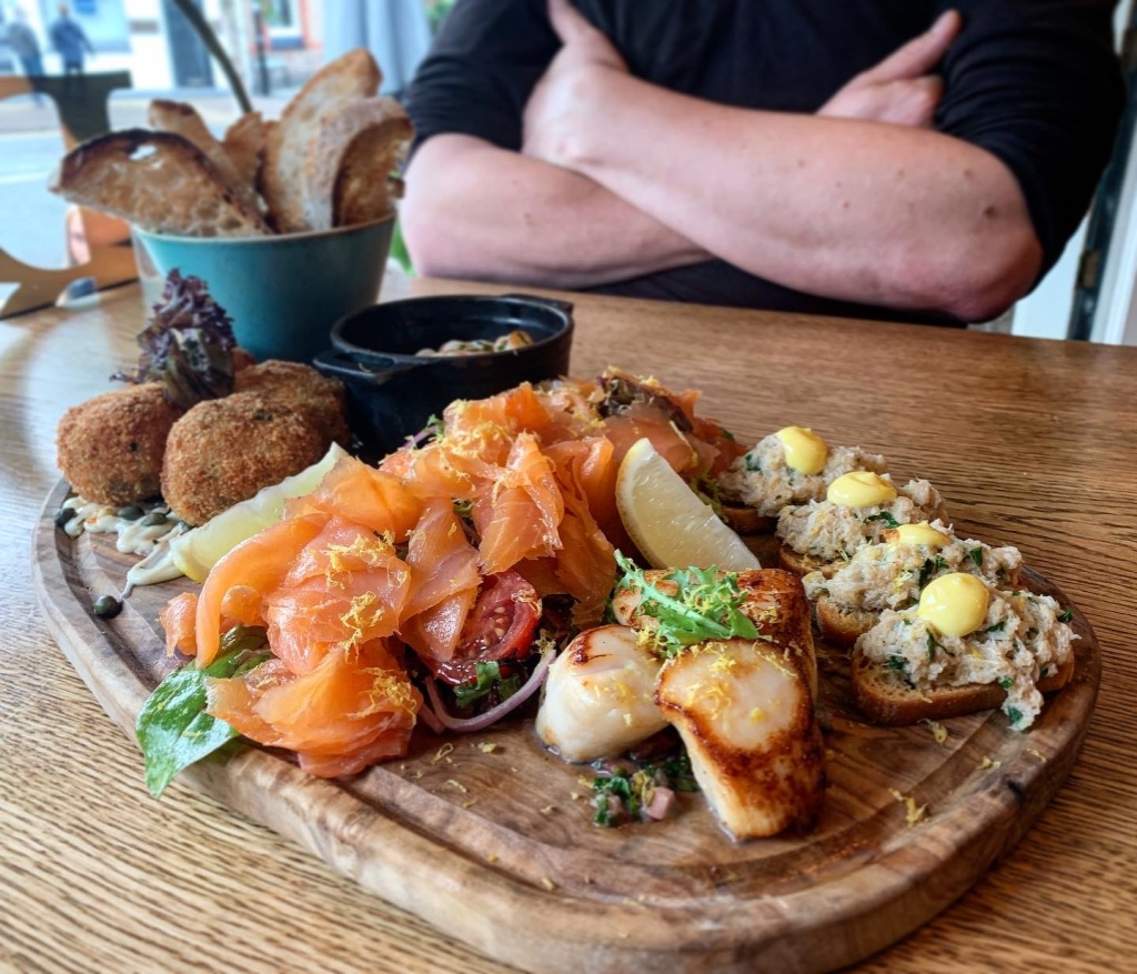CHESHIRE: RIVA Hale bounces back from lockdown with new menu and wine list to match