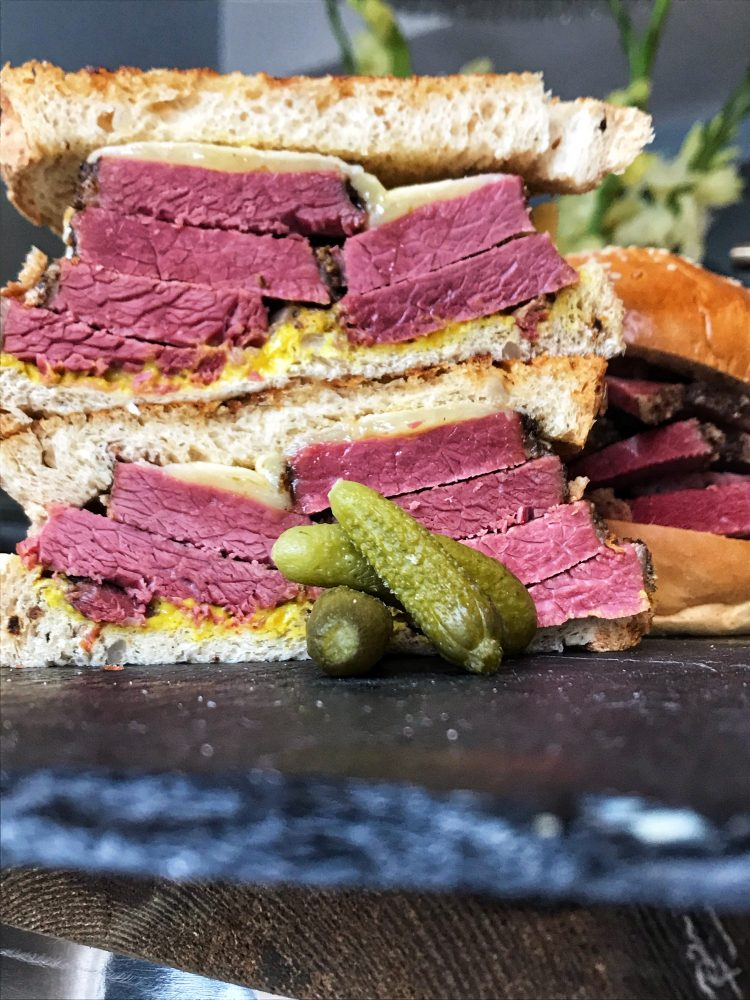 Experts share recipe on how to make the ultimate salt beef