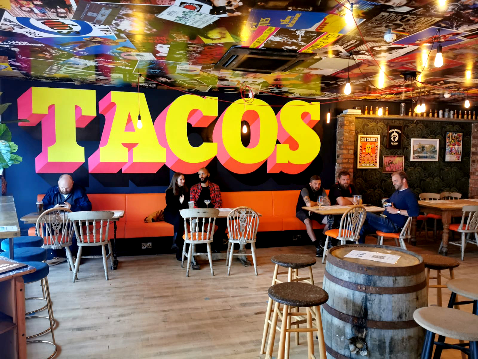 Take a walk on the Southside - VIVA checks out the new taco & tequila joint in town!