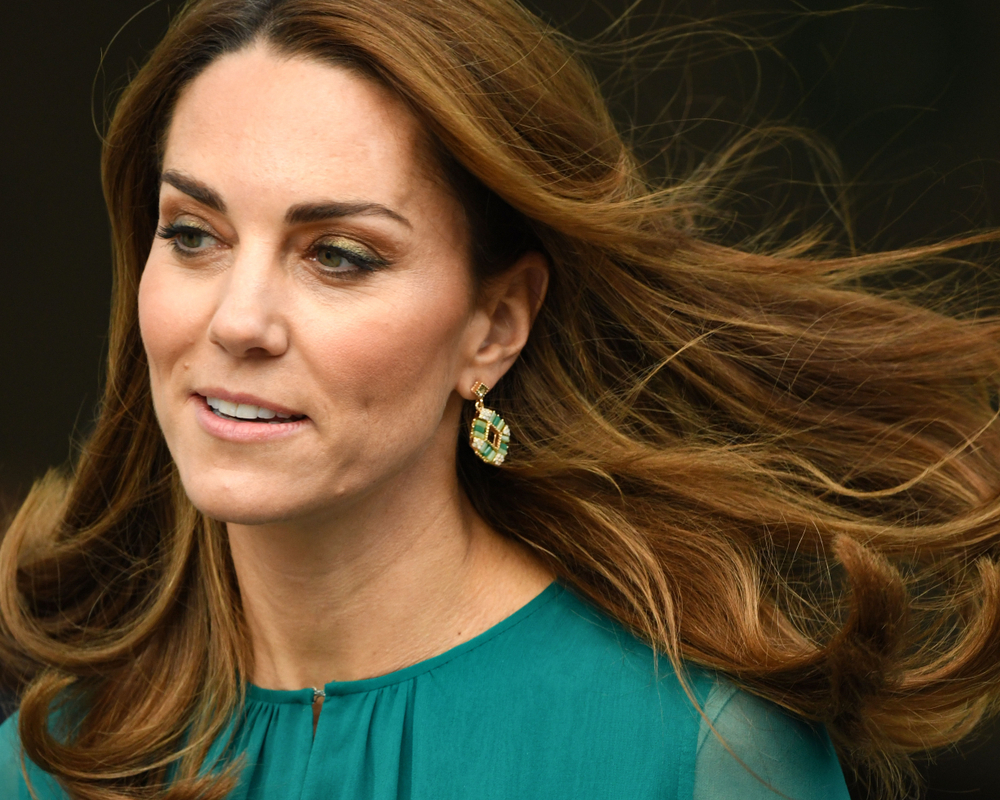 Kate Middleton Top 50 celebrity hair crushes